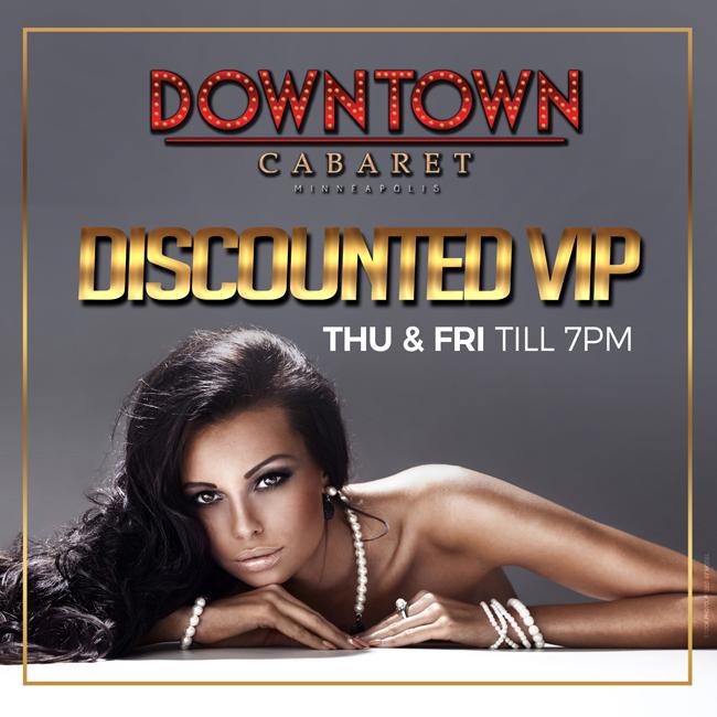 Discount VIP