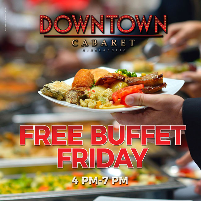 Free Lunch Fridays